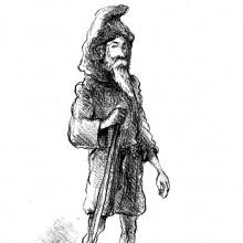 Courge Pennsylvania Dutch